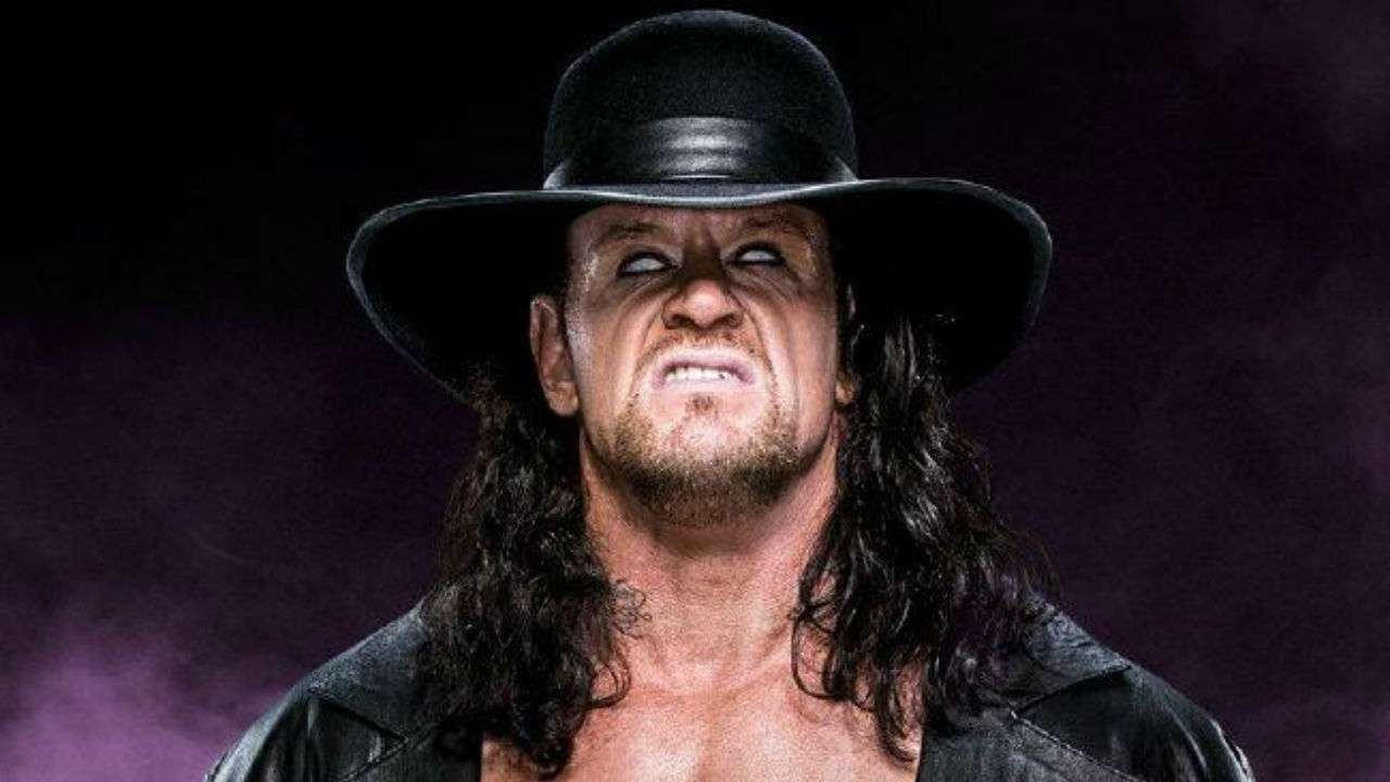 how old is the undertaker